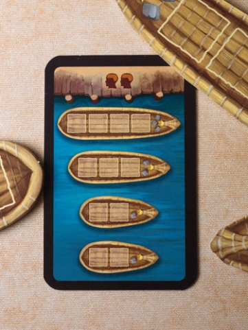 Boat Cards