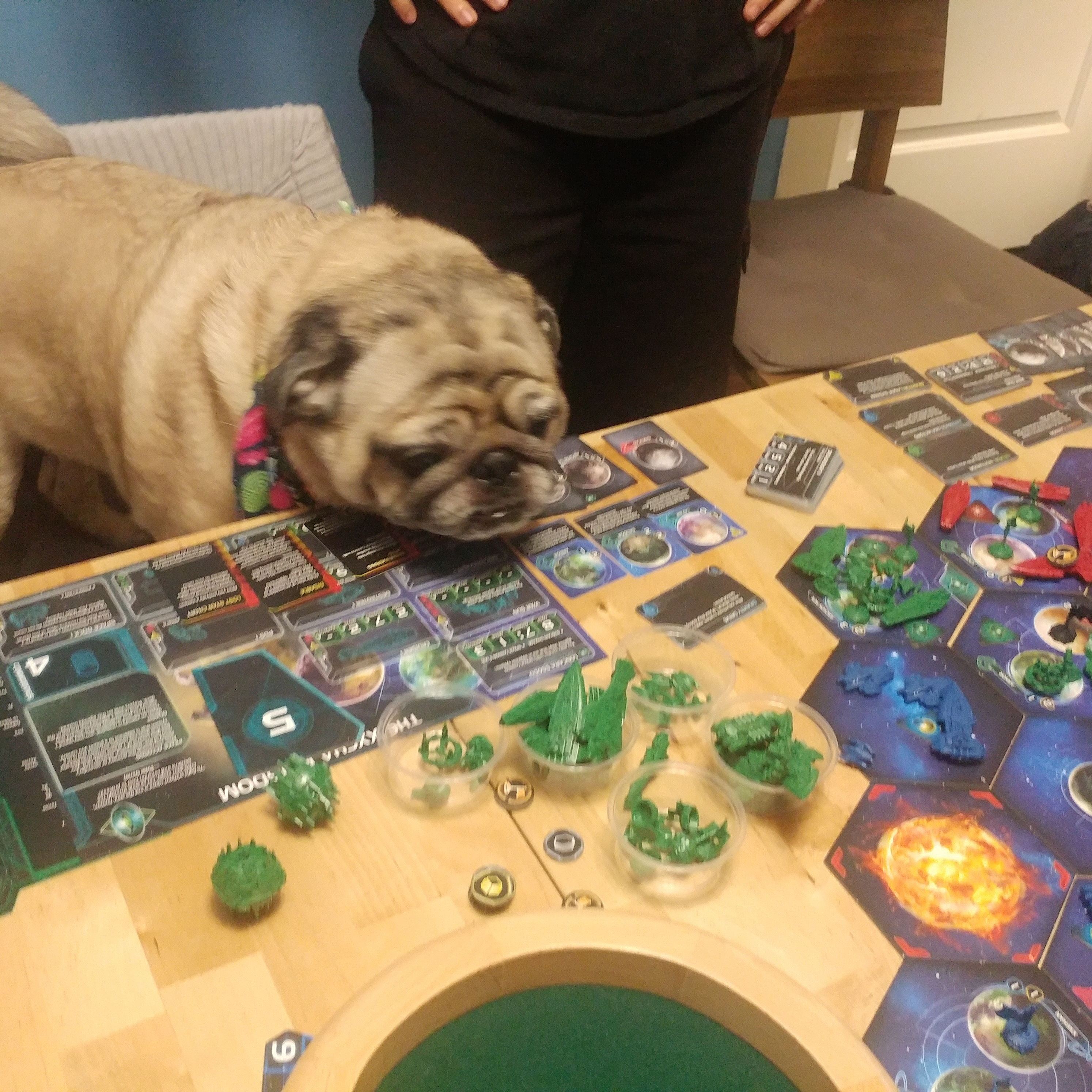 Playing Twilight Imperium 4th Edition for the First Time